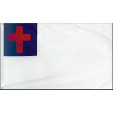 """Christian Empire Brand Flag - 12"""" X 18"""""""