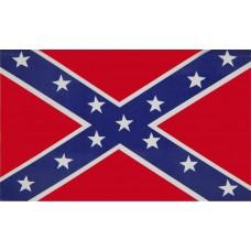 Confederate Battle Flag 4' X 6' Nyl-Glo
