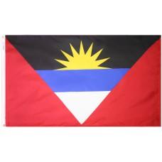 Antigua & Barbuda Flag Nylon SolarGuard Nyl-Glo