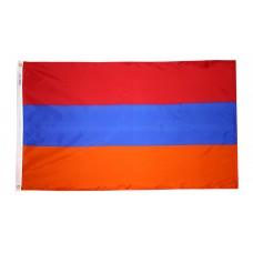 Armenia Flag Nylon SolarGuard Nyl-Glo