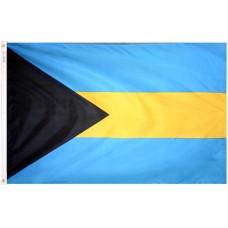 Bahamas Flag Nylon SolarGuard Nyl-Glo